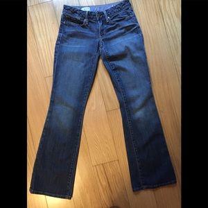 Gap Sexy Bootcut Jeans
